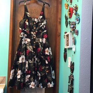 NWOT 3X Hell Bunny Dress